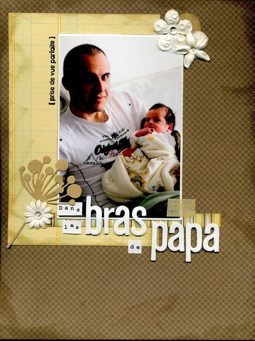 Dans les bras de Papa 1